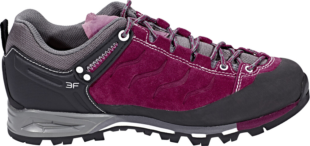 Chaussures Salewa rouges femme
